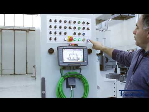 Universal Die-Casting Machine MR 2500 4PB
