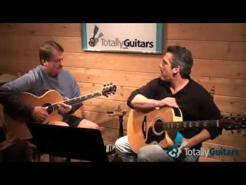 Devil Woman and Secondary Dominant Chords with Fred - YouTube