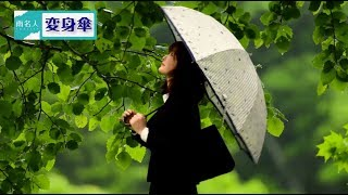 平和堂 雨名人 変身傘 & 強力撥水傘 衣料品