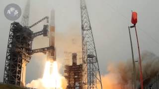 ULA Delta IV GPS IIF-9 Rocket Launch PAD CAMERA VIEWS