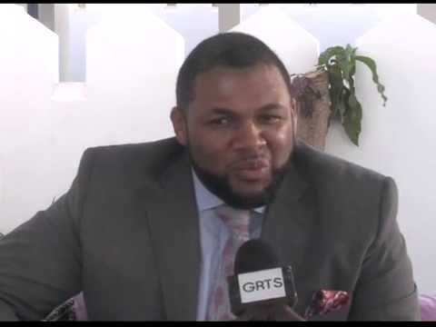 Gambia Radio and Television Services Interview Wilbur C. Milhouse III