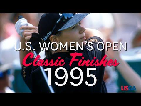 U.S. Women's Open Classic Finishes: 1995