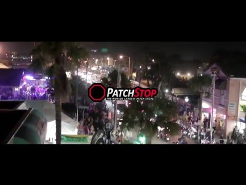 PatchStop - Sewing Patches At 75th Sturgis Motorcycle Rally 2015
