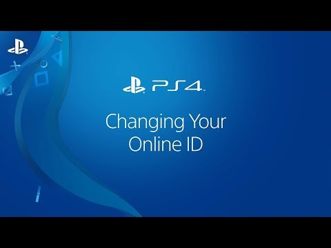 Change Your Online ID On The PlayStation Network