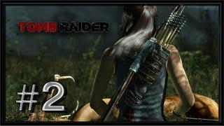 Tomb Raider 2013 PC Gameplay (TressFX) - Part 2 - Base Camp