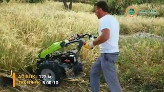 Grillo Gf3 CF178 Dizel Motorlu Çayır Biçme Makinası Yağlı Tip