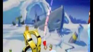 Worms: Open Warfare 2 New Trailer PSP