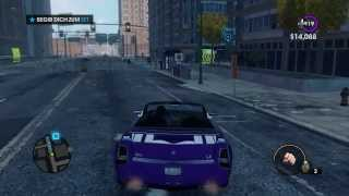 Saints Row: The Third - PC Gameplay - Low Settings