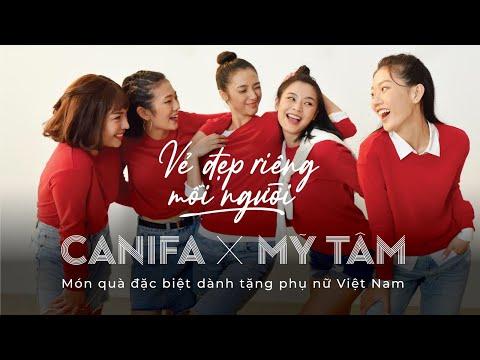 MỸ TÂM x CANIFA - VẺ ĐẸP RIÊNG MỖI NGƯỜI   Official MV