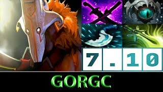 Gorgc [Juggernaut] Signature Winning Hero ► Dota 2 7.10