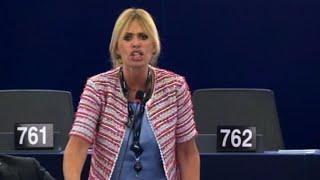 """Migranti, Mussolini al Parlamento Ue: """"Facile parlare di solidarietà con i porti degli altri"""""""