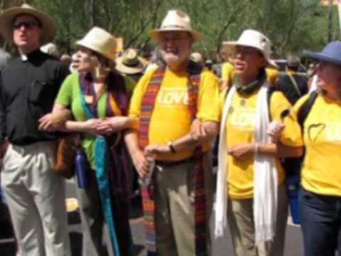"""""""Immigration Law in Arizona - Reflections from Jail"""" Changing Our world"""