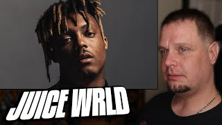 Dad Reacts to Juice WRLD death passing away at age 21