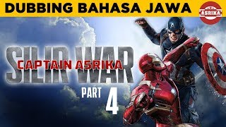 Asrika Films | Captain America - Civil War bahasa jawa - Part 4