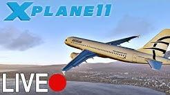 AeroNewsGermany LIVE | X-Plane 11 | Kleine Talk-Runde am Abend!