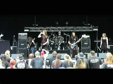 KRWTH - Defire (Queens of Metal 2008)