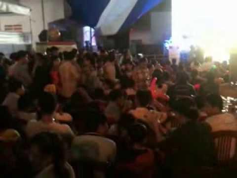 Quang cảnh chương trình LỜI CHÚC ĐÊM TRĂNG 12/09/2013 tại NVH Thanh Niên