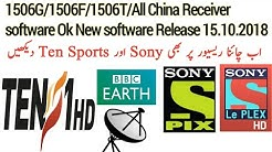 All Receiver New Software USB Cheema Yt