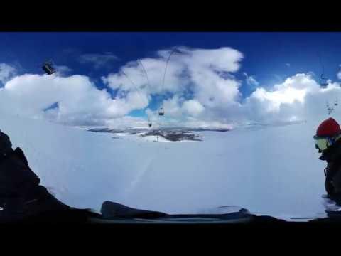 Армения: Гюмри, Ереван, Цахадзор в 360 VR