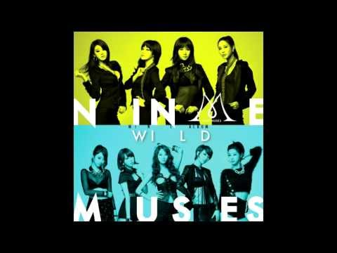 Nine Muses - Wild ~와일드~