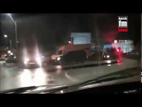 Kerch.FM: Тройная авария