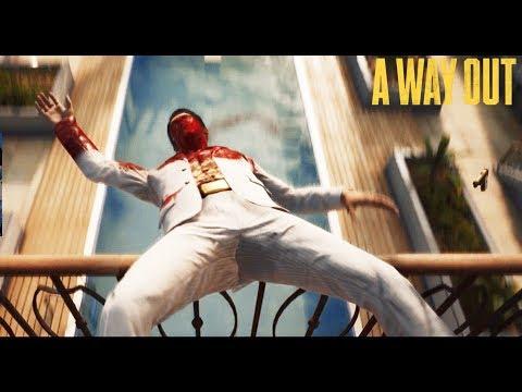 NO ME ESPERABA ESTE FINAL... #7- A Way Out - Nexxuz