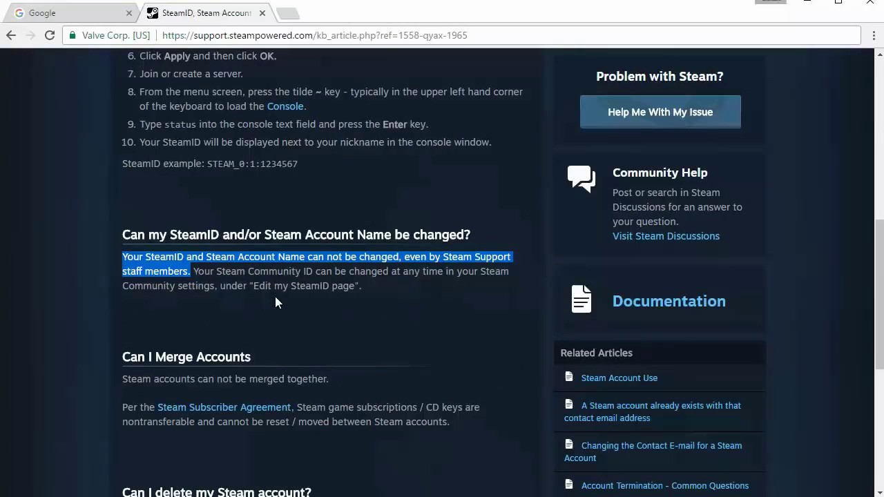 How To Change Your Steam ID Username