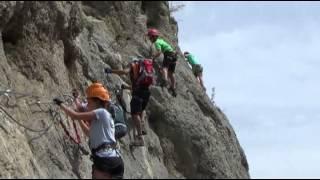 Klettersteigen2014 mp4