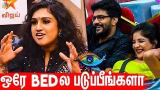 Vanitha Opens Up : Real Face of BB Contestants | Bigg Boss 3 Tamil | Sakshi, Kavin