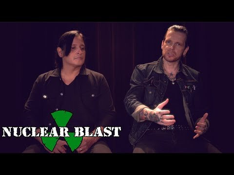 BLACK STAR RIDERS - Robert & Ricky discuss new track 'Ain't The End Of The World' (OFFICIAL TRAILER)