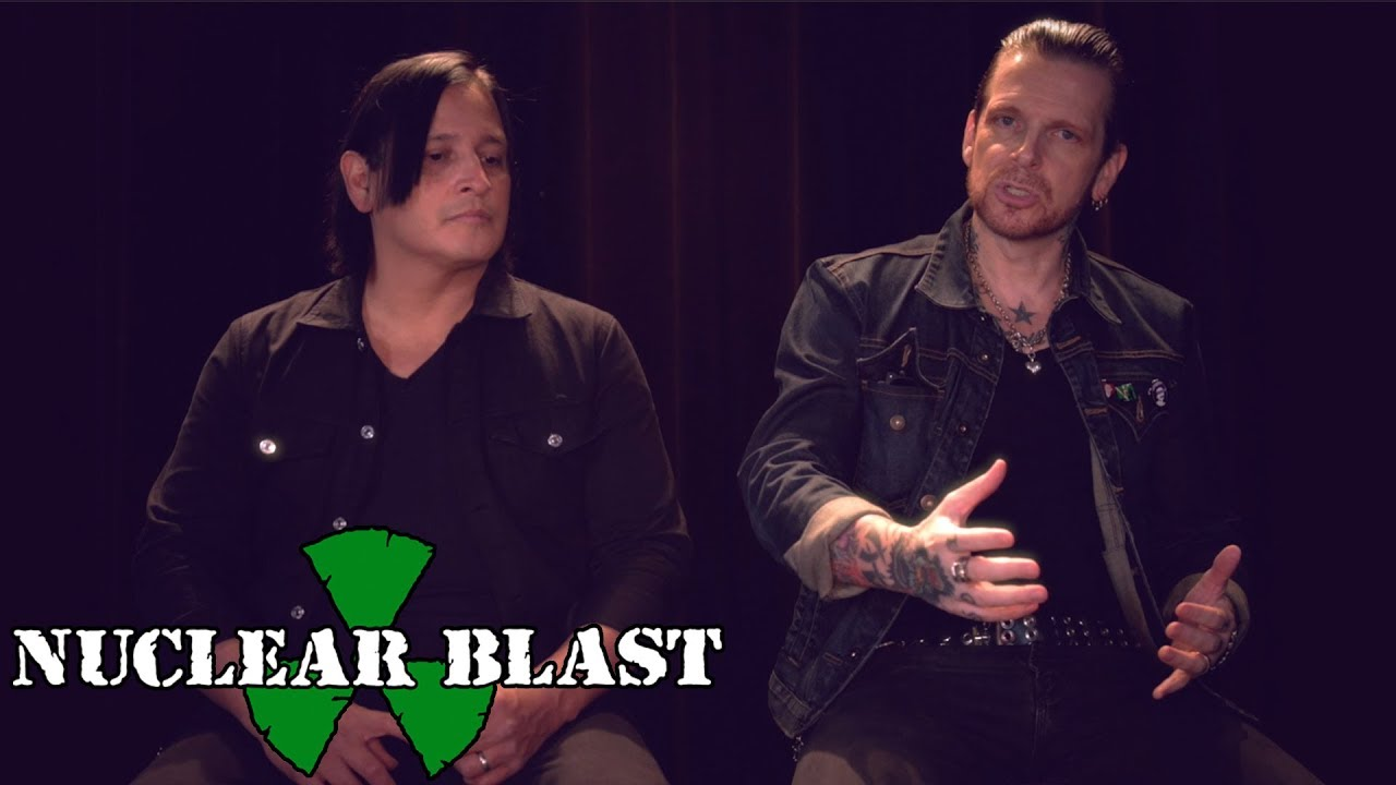 BLACK STAR RIDERS — Robert & Ricky discuss new track 'Ain't The End Of The World' (OFFICIAL TRAILER)