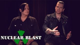 BLACK STAR RIDERS – Robert & Ricky discuss new track 'Ain't The End Of The World' (OFFICIAL TRAILER)