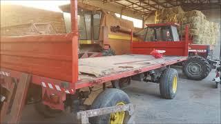 Remont prikolice Zmaj 485  Zmaj 485 trailer overhaul