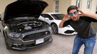3 Things You Didn't Know About The Mustang GT !!