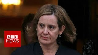 Why has UK's Home Secretary Amber Rudd resigned?- BBC News
