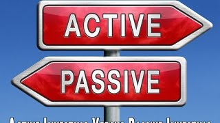 5 common mistakes in Active Passive voice ( SSC CGL , CHSL )