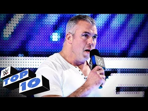 Top 10 SmackDown LIVE moments: WWE Top 10, Mar. 14, 2017