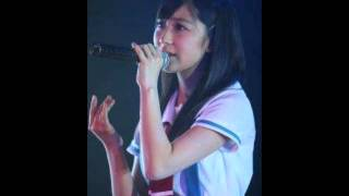 AKB48(小野恵令奈)の「FIRST LOVE」を歌ってみました。 まゆゆのも...