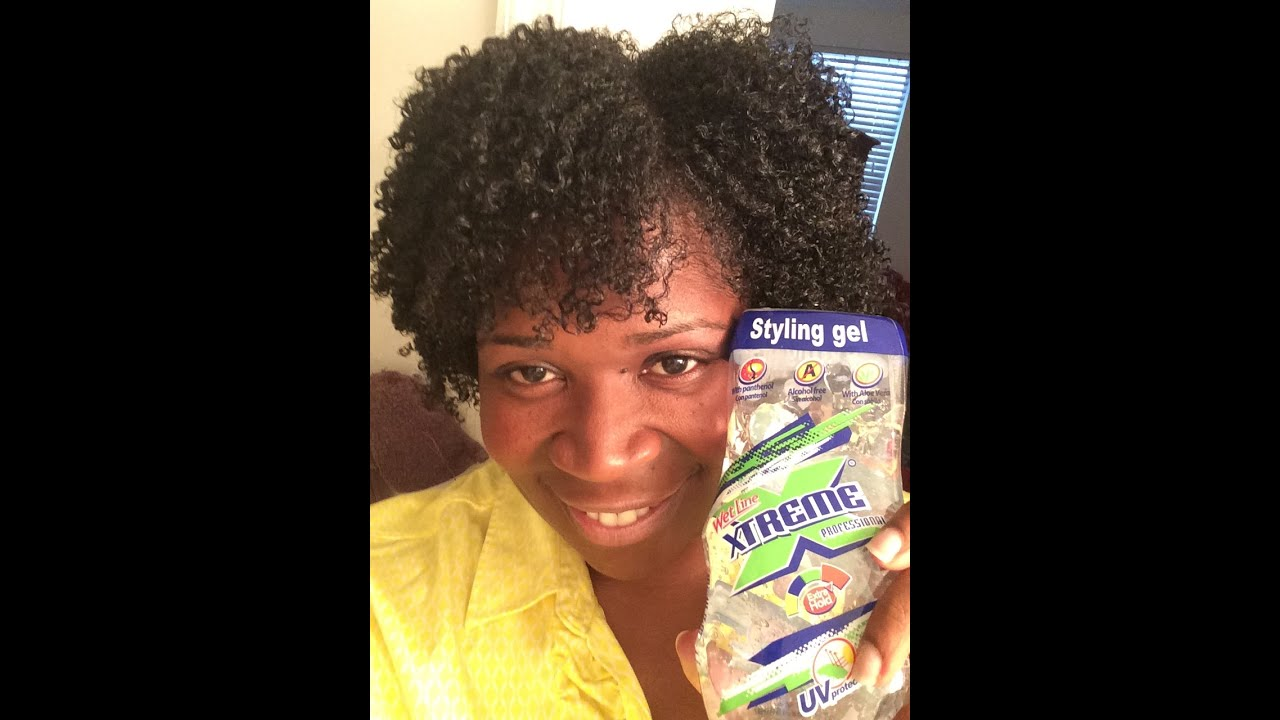 Wet Line Xtreme Gel For Natural Hair