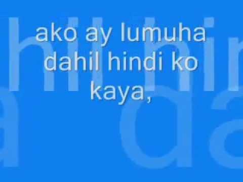 Luha by Republikan (lyrics).wmv