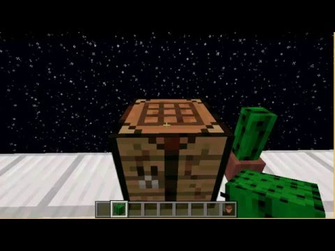 How to make a flower pot in Minecraft - YouTube