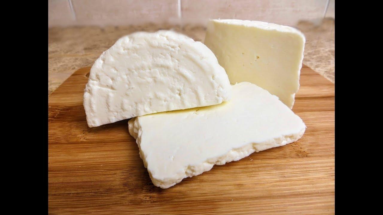 Я просто взяла молоко, кефир и получился самый вкусный домашний сыр / Адыгейский сыр на сыворотке