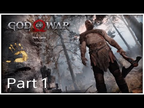AND SO IT BEGINS | God Of War - Part 1