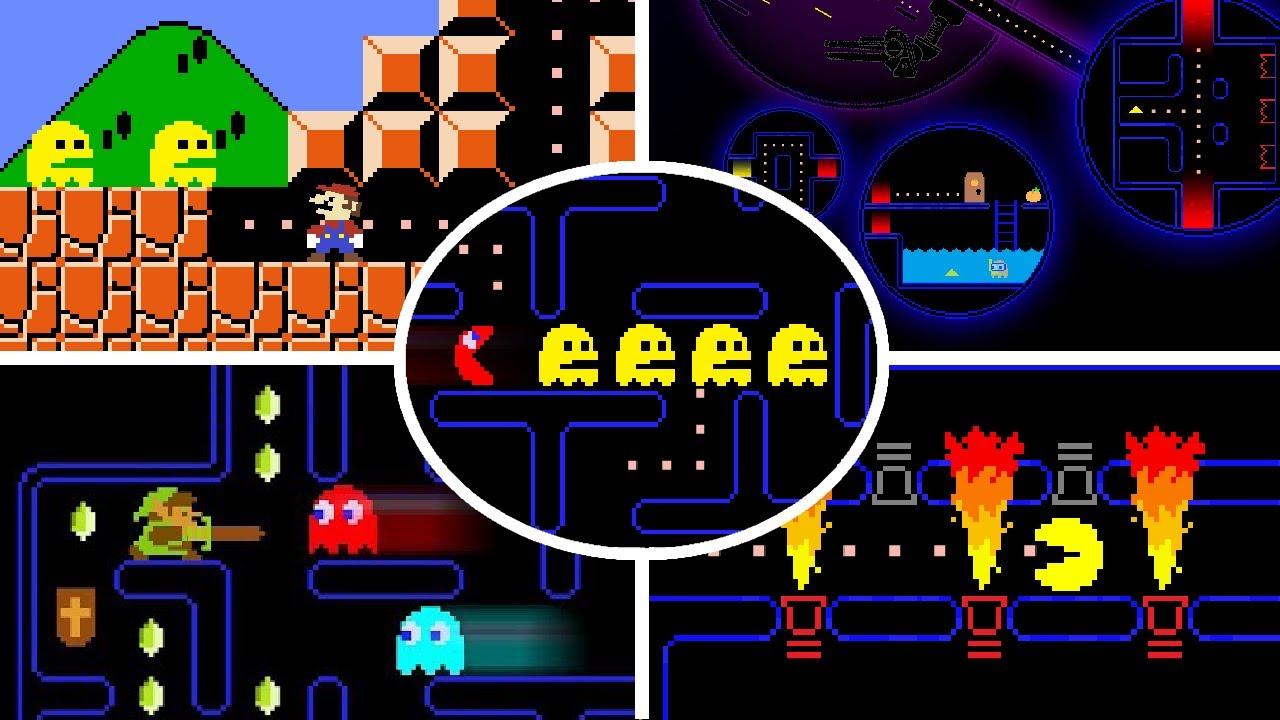 Download Level UP: Best Pac-Man videos (Volume 1)