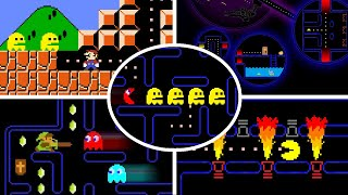 Level UP: Best Pac-Man videos (Volume 1)