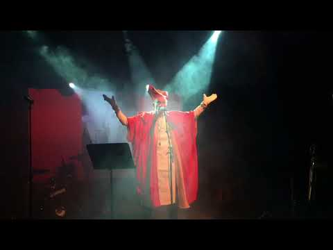 The Magical Dada Bishop @ Q-Factory Amsterdam, 15-12-2017