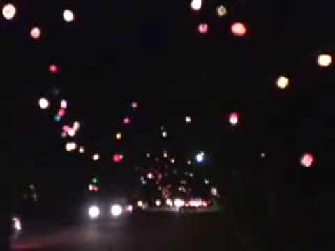 christmas lights in greensboro youtube