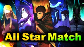 ALL STAR MATCH - DRAGON'S BLOOD - ONE Esports SINGAPORE MAJOR DOTA 2