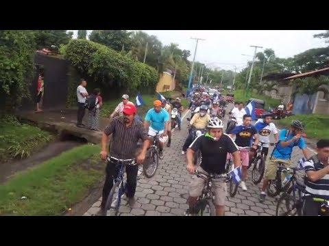 Nicaragua: Protest Against President Daniel Ortega