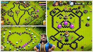 CUTEST BASES EVER IN CLASH OF CLANS | MUST WATCH.